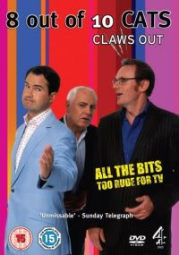 8 out of 10 cats, 'Claws Out' DVD cover
