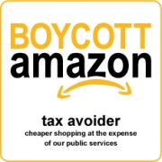 Boycott Amazon the tax avoider
