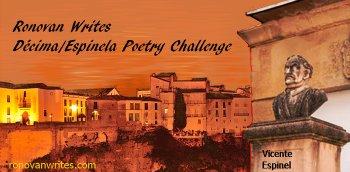 Ronovan Writes Decima/Espinela Poetry Challenge