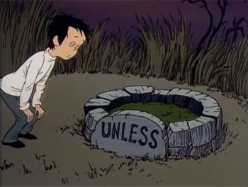 'Unless' (from The Lorax)