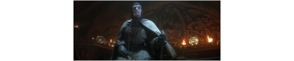 Old knight from 'Indiana Jones and the Last Crusade': 'He chose poorly'.